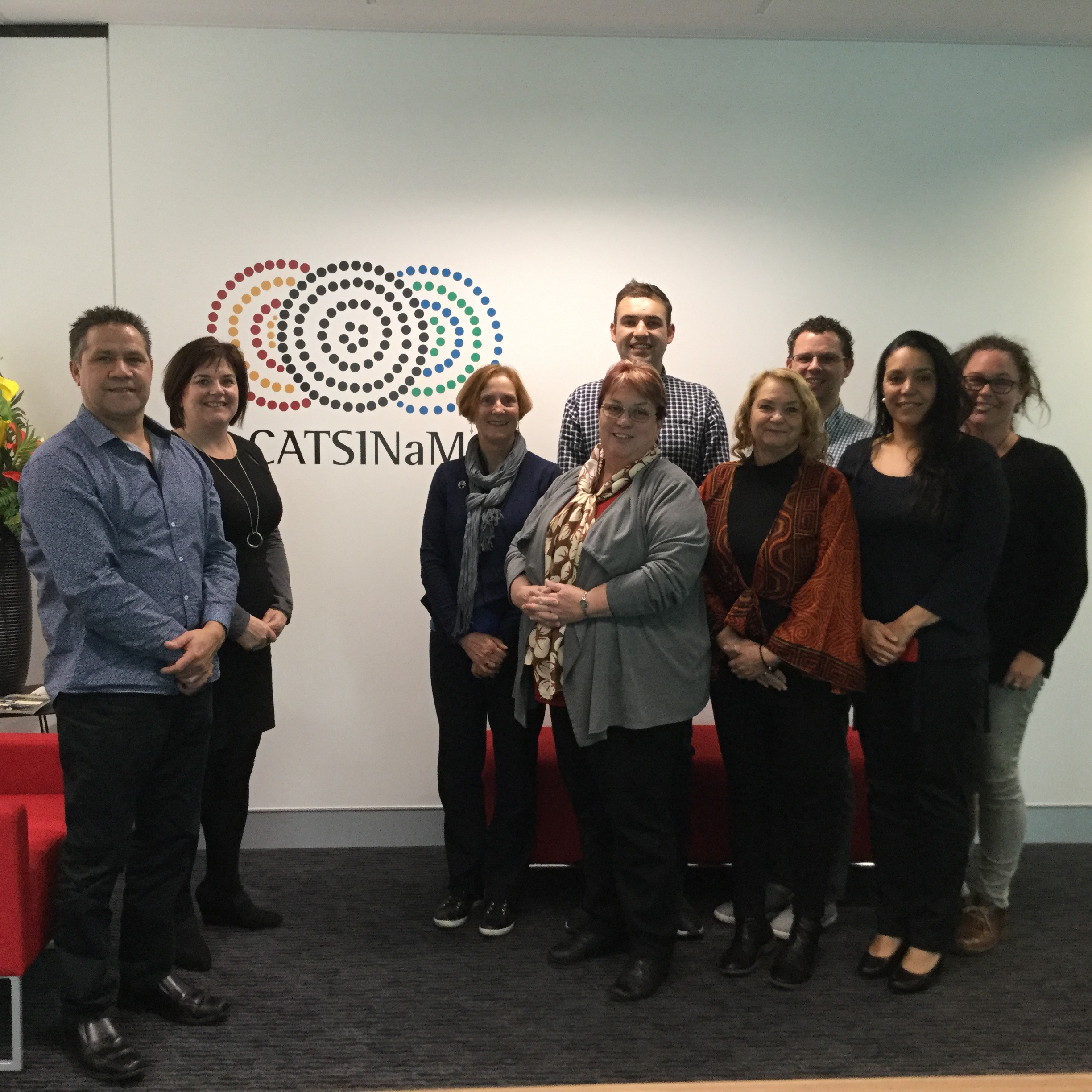 NMBA Chair and Executive Officer meet with CATSINaM